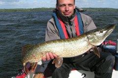 01-06-2012, Tystrup Sø, Gedde 5,200 kg, Morten Kantsø