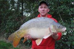 02-09-2006, Jo-Jos Frankrig, Spejlkarpe 10,900 kg, 82,0 cm, Thomas Haggren