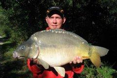 05-09-2006, Jo-Jos Frankrig, Spejlkarpe 9,900 kg, 75,0 cm, Thomas Haggren