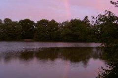 09-06-2004, Dobbelt regnbue over Studentersøen