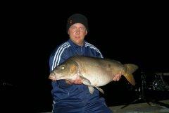 09-09-2005, Hirbo Sø, Spejlkarpe 8,900 kg, Thomas Haggren