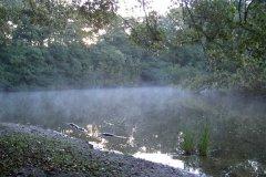 09-10-2004, Morgendis ved pilen Studentersøen