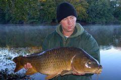 09-10-2004, Studentersøen, Skælkarpe 8,500 kg, Thomas Haggren