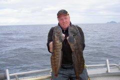 11-09-2012, Havøy Sund Norge, Havkat 3,000 kg, Jesper Andersen