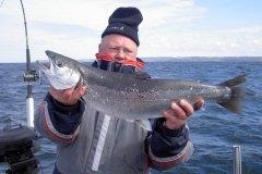 14-04-2016, Østersøen, Laks 5,000 kg, John Olsen