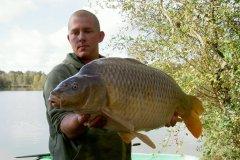 16-10-2005, Jo-Jos Frankrig, Skælkarpe 14,230 kg, Thomas Haggren