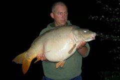 17-10-2005, Jo-Jos Frankrig, Spejlkarpe 10,560 kg, Thomas Haggren