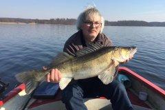 19-03-2015, Tystrup Sø, Sandart 4,800 kg, Jan Jensen
