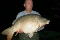 19-10-2005, Jo-Jos Frankrig, Spejlkarpe 12,360 kg, Thomas Haggren