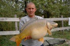 20-10-2005, Jo-Jos Frankrig, Spejlkarpe 10,540 kg, Thomas Haggren