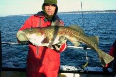 22-01-2006, Øresund, Torsk 10,000 kg, Jes Hansen