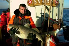 22-01-2006, Øresund, Torsk 16,000 kg, Jesper Hansen
