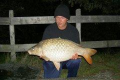22-10-2005, Jo-Jos Frankrig, Skælkarpe 8,620 kg, Thomas Haggren