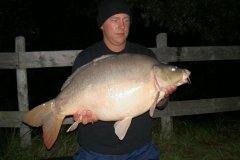 22-10-2005, Jo-Jos Frankrig, Spejlkarpe 11,450 kg, Thomas Haggren