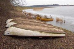25-02-2006, Bådene ved Tystrup Sø
