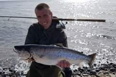 25-03-2017, Kysten, Havørred 4,000 kg, 68,0 cm, Jesper Hansen