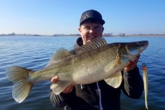 26-03-2017, , Sandart 4,340 kg, 75,0 cm, Michael Jæger Petersen