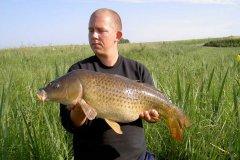 26-06-2006, Lokal mose, Skælkarpe 7,000 kg, Thomas Haggren