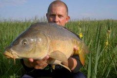 26-06-2006, Lokal mose, Spejlkarpe 4,700 kg, Thomas Haggren