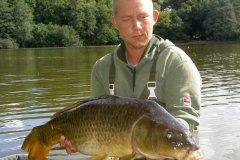 27-08-2005, Studentersøen, Skælkarpe 8,800 kg, Thomas Haggren