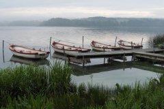 27-08-2006, Bådene ved Tystrup Sø