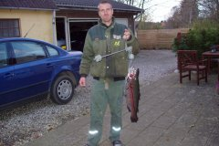 29-11-2014, Kysten, Regnbueørred 3,900 kg, Jesper Hansen